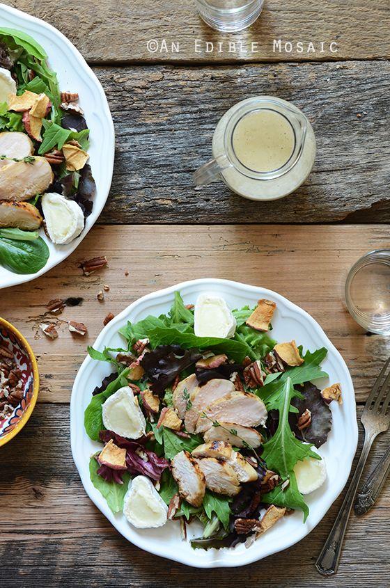 , Paleo Food, Chicken Salads, Apples Apples, Marinated Chicken, Thyme ...