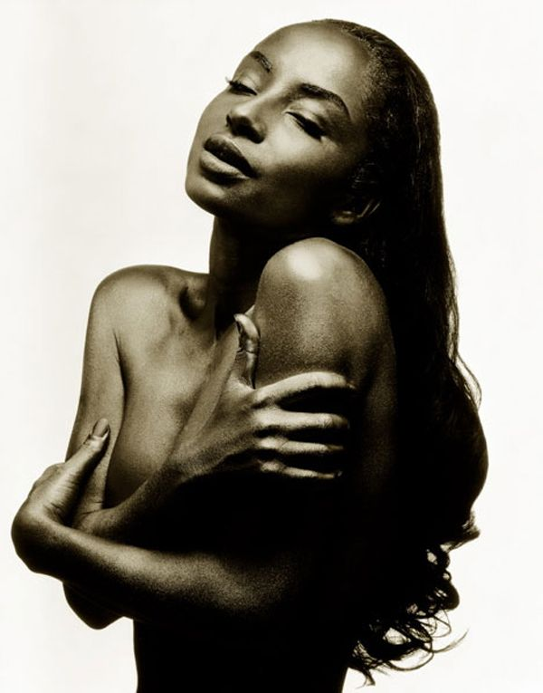 Both Sade & her music embodies my idea of female sensuality, beauty and strength. Sade's music is a staple when I am creating a sensual environment.