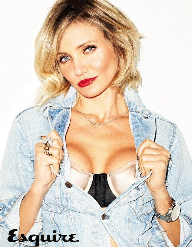 Cameron Diaz in a Sultry Shoot - A lot of women dread the day that she would turn 40 years old but Hollywood actress Cameron Diaz is not one of them.        The actress has pointed out that she feels better being her 40s than she did when she was in