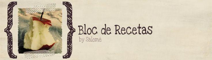 Bloc de recetas: As Do, De Bloc, Recipe, Receptes De, Recipes, The Tables, Blogs De, Blog, Kitchen
