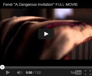 Fur is featured throughout FENDI 'A DANGEROUS INVITATION' FILM with #CaraDelevingne #LadyAmandaHarlech #SaskiaDeBrauw #ToninoBernardi #SebastienJondeau by #KarlLagerfeld