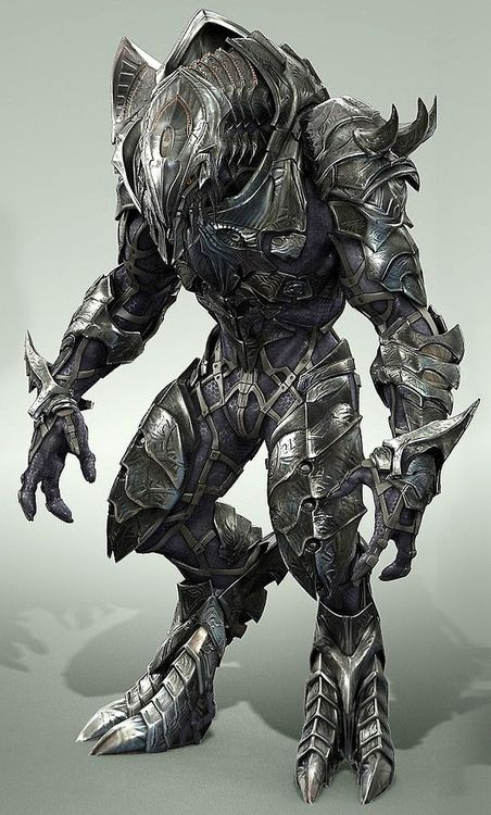 Halo The Arbiter concept armor