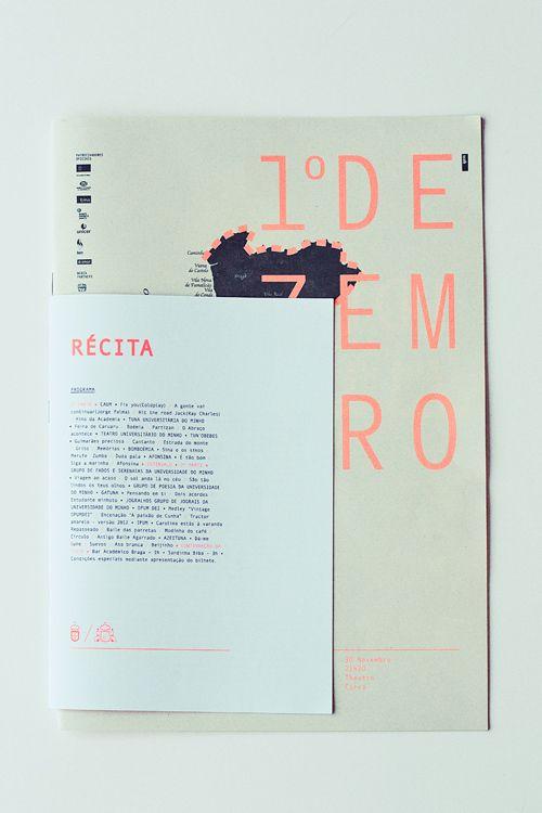 1º dezembro - nº único 2011 / aaum by gen design studio
