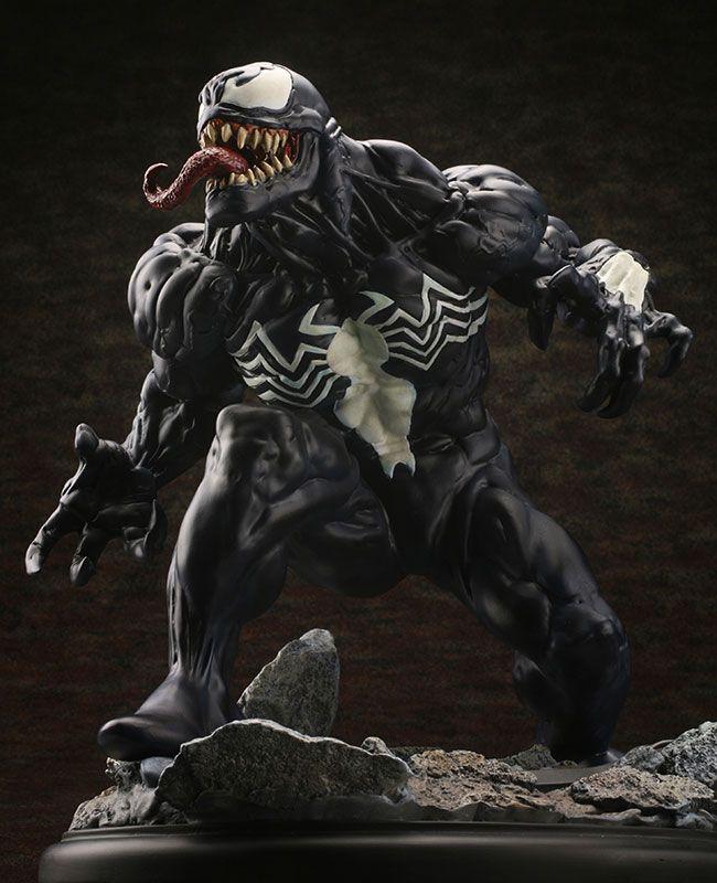 venom pics marvel | La figura lleva el nombre de Venom Unbound Statue , y forma parte de ...