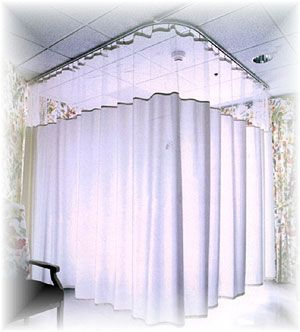 Fire Retardant Cubicle Curtains By FR Cubicle Curtains And Drapes