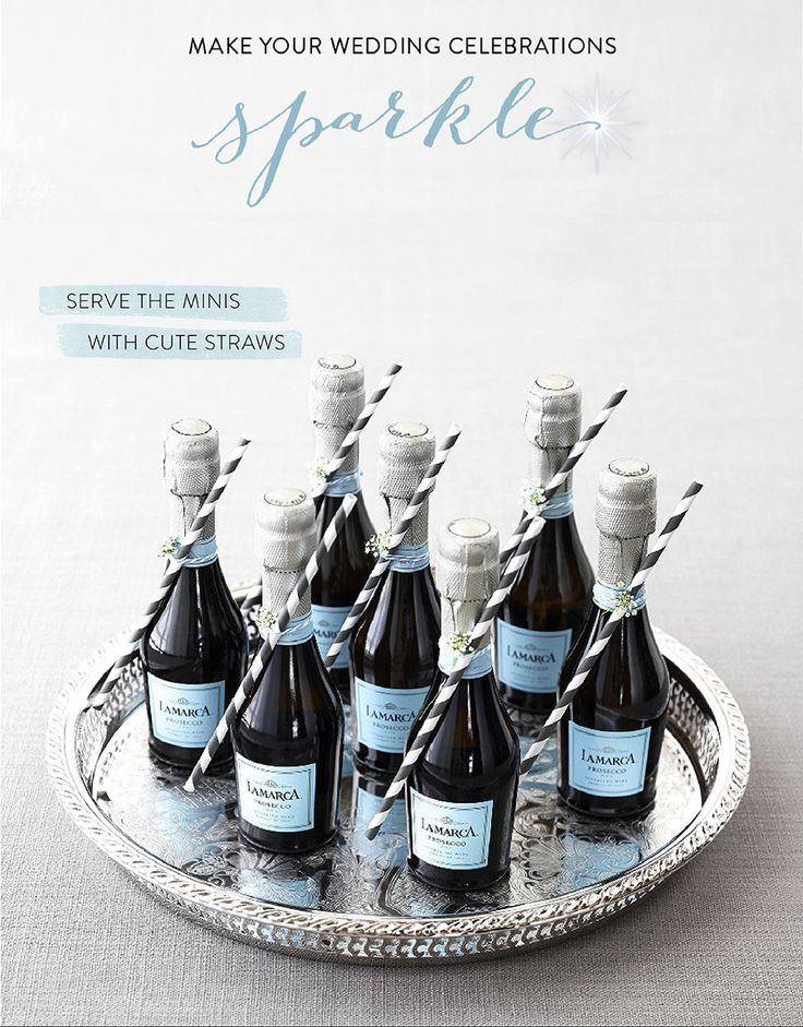 There are few things that scream celebration more than toasting with a glass of bubbly. And when it comes to the perfect sparkly beverage — look no further thanLa Marca Prosecco! We're head-over-heels fortheir new mini bottles,because, don't you just love a little something blue? La Marca Prosecco, the #1 Prosecco in the U.S., offers […]