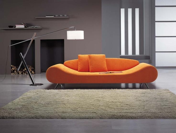Modern Living Room Orange best 10+ orange sofa design ideas on pinterest | orange sofa