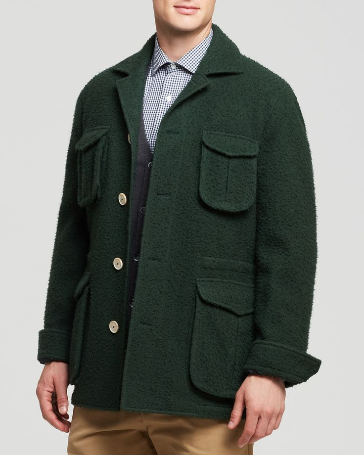 Eidos Casentino Field Coat - Bloomingdale's Exclusive | Bloomingdale's