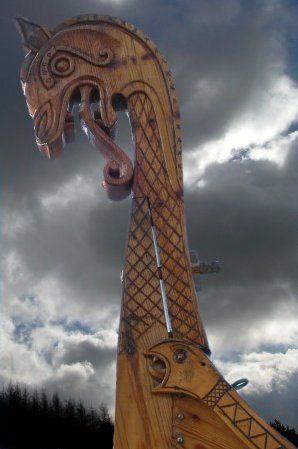 Norse Shiphead