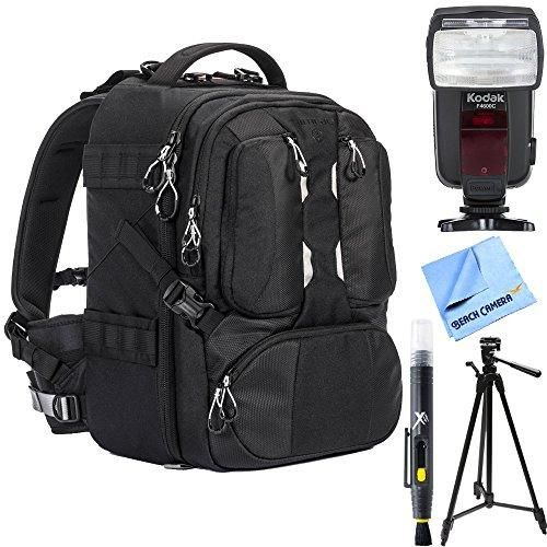 Tamrac ANVIL 17 Photo DSLR Camera and Laptop Backpack (Black)