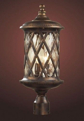 Barrington Gate 2 Light Outdoor Post Lantern