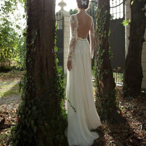 La-nouvelle-robe-licou-mariage-robe-de-mariee-en-dentelle-de-longue-manches