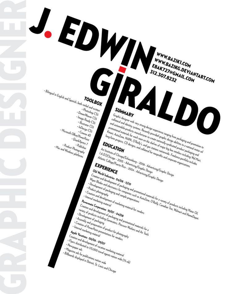 222 best design resumes images on pinterest resume ideas