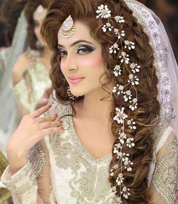 Hairstyles Pakistani Bridal Makeup: 89 Best Kashee's Bridal Makeup Images On Pinterest