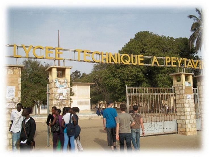 Un programme de formation BTS agricole lance au lycée technique André Peytavin de Saint-Louis