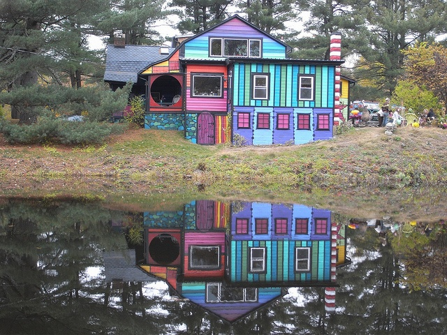 This house makes me happy!