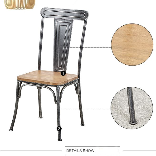 Foshan shunde old retro iron rustic dining chair restaurant chairs for sale, View iron rustic chair, JINXINRAN Product Details from Shunde District Of Foshan City Jinxinran Furniture Co., Ltd. on Alibaba.com