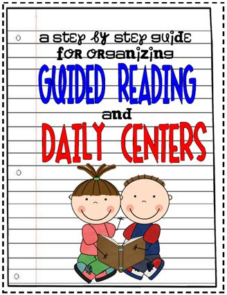 Step by step guide to running Guided Reading and literacy centers within your classroom.: Center Rotation, Literacy Center, Guided Reading, Reading Center, Daily Center, Language Arts, 1St Grade, 2Nd Grade, Reading Rotation