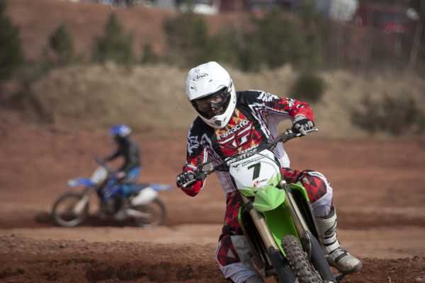 Motocross with Mick Extance