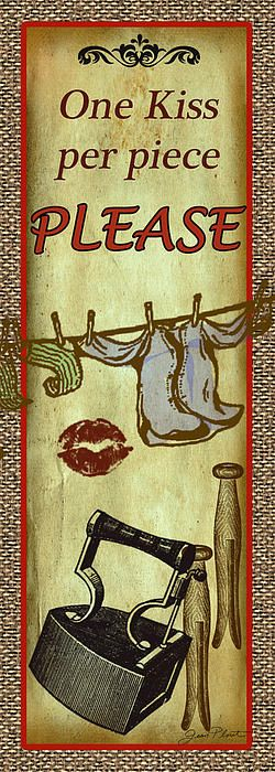 I uploaded new artwork to fineartamerica.com! - 'Laundry Set-3' - http://fineartamerica.com/featured/laundry-set-3-jean-plout.html via @fineartamerica