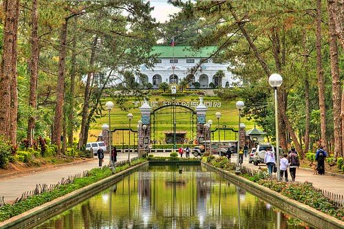 The Mansion, Baguio City, Philippines