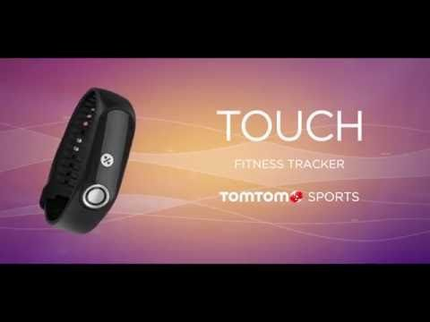 TomTom Touch Cardio & Body Composition Fitness Tracker - SmartWatch - Δωρεάν Παράδοση - Kotsovolos.gr