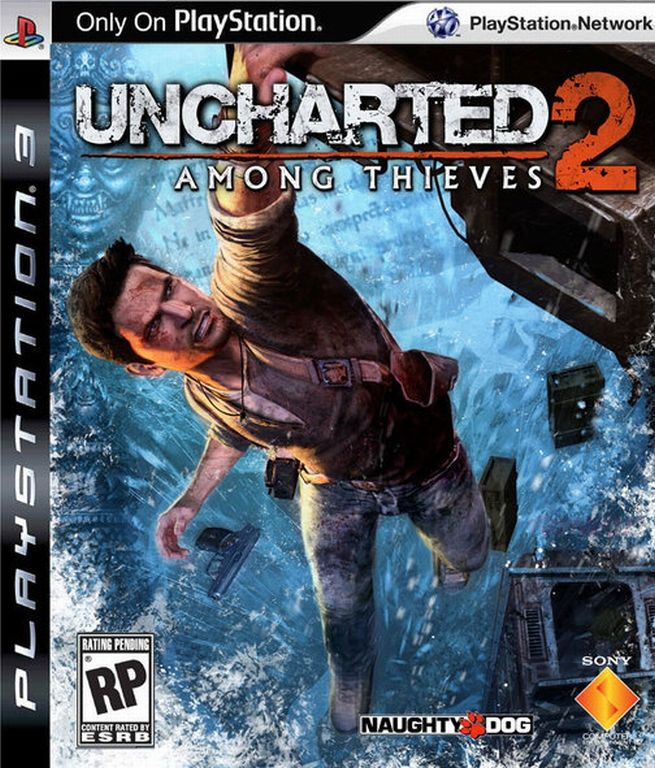 Escape Club, Uncharted, Uncharted 2, game review, PS3 game, Diana Pinguicha