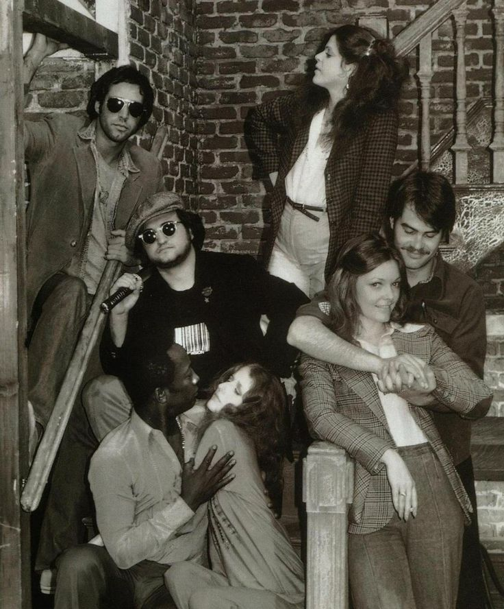 Vintage SNL- Those were the days.