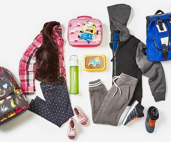 Back-to-School Supplies List