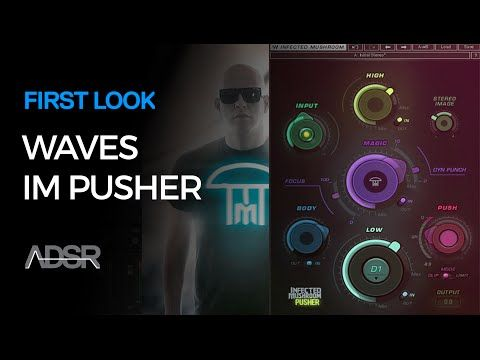 Waves Infected Mushroom Pusher - First Look - YouTube