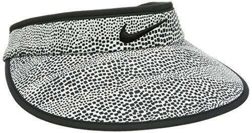 UK Golf Gear - Nike Big Bill Zebra Print Visor Golf Cap for Woman ... 8958cd2c8b00