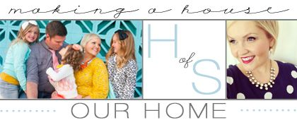 The House of Smiths - Home DIY Blog - Interior Decorating Blog - Decorating on a Budget Blog - LOVE THIS BLOG!!! -