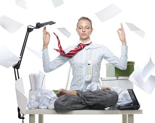 El estrés puede causarnos dolores musculares, principalmente de espalda y cuello. La aplicación de calor nos ayuda a aliviarlo.