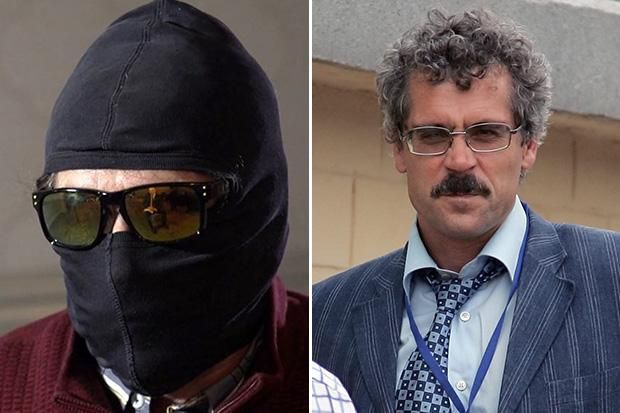 RUSSIAN doping whistleblower Grigory Rodchenkov wears a full-face masks and sun shades in a televised interview – because he fears for his life. The fifty nine-yr-previous, who's the previous head of the Moscow anti-doping laboratory, is protected by America's Federal Bureau of...