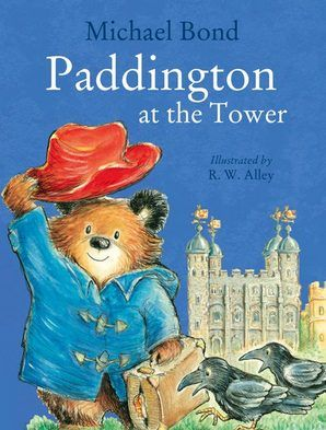 When Paddington visits the Tower of London he makes sure he has enough marmalade sandwiches to sustain him - a whole suitcase in fact!  Unfortunately, it is not only bears who like sandwiches as Paddington is soon to discover…