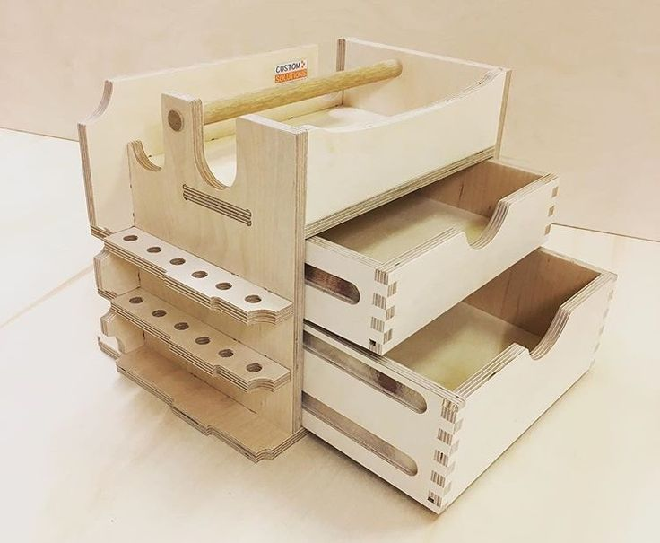 Birch Ply Sys 4 Toolcaddy