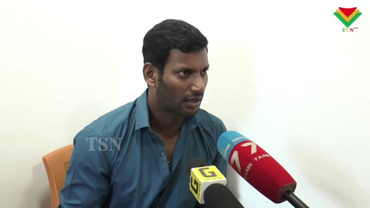 Actor Vishal | DTH plalform is in Discussion Stage |TSN