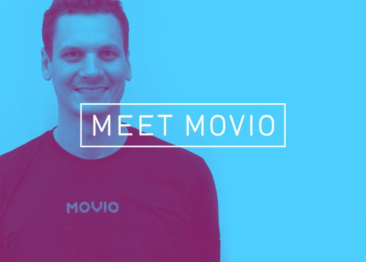 Meet Movio  - Olivier from our London office #Tech #MovieMarketing