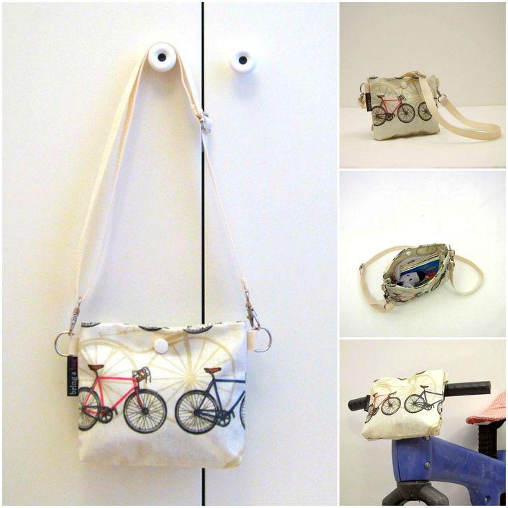 Bringa mintás, gyerek bring a bag kormánytáska » Bring A Bag – Biciklistáskák, kerékpáros kiegészítők - Divatos, menő és dizájnos táskák, kiegészítők minden biciklire!