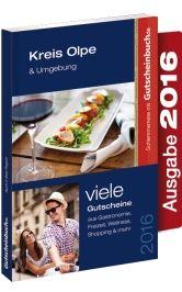 Gutscheinbuch Olpe & Umgebung