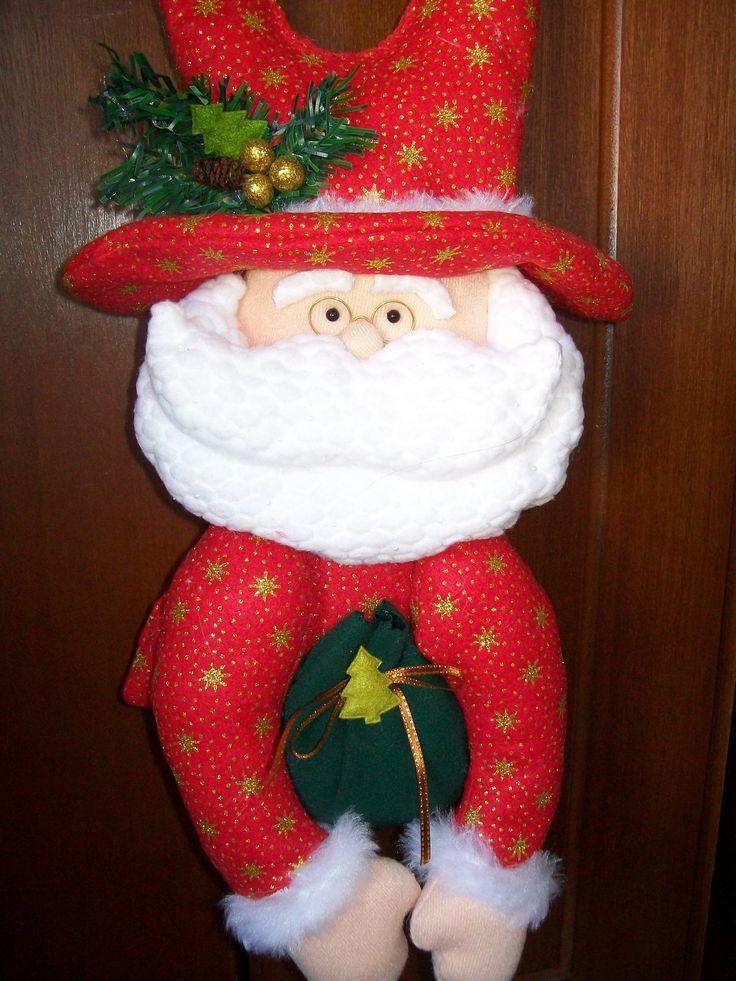 Noel para picaporte (colgante)
