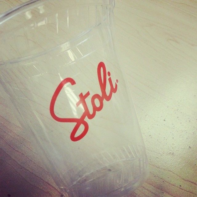 PLA cups are #green and must be stored at 105°F or less, otherwise they'll break down! Great news is they're biodegradable and you can custom print them. #beer #brew #ale #alcohol #wine #stoli #markanthony #stoli #vodka