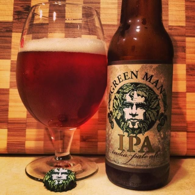 Green man ipa and brewery on pinterest