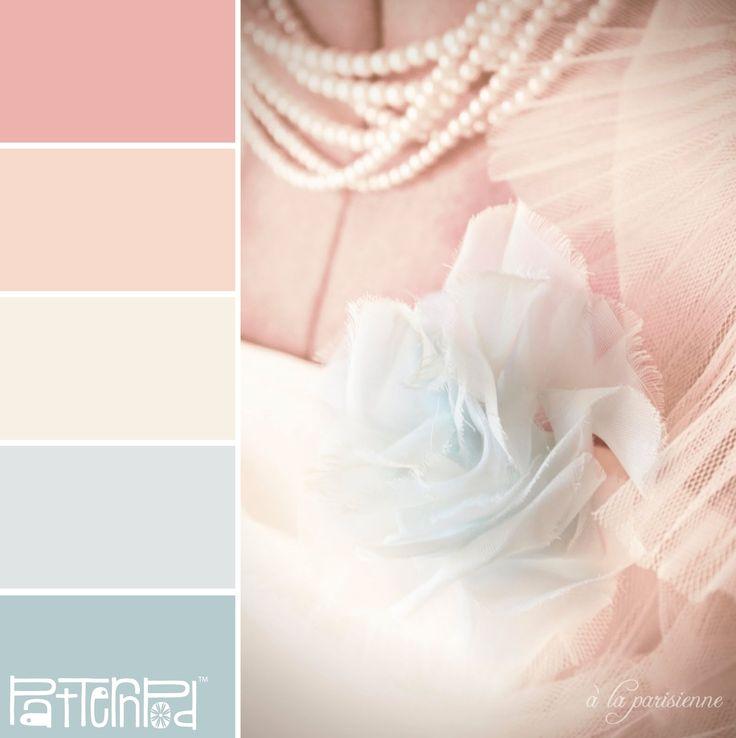 Parisian Pink #patternpod #patternpodcolor #color #colorpalettes