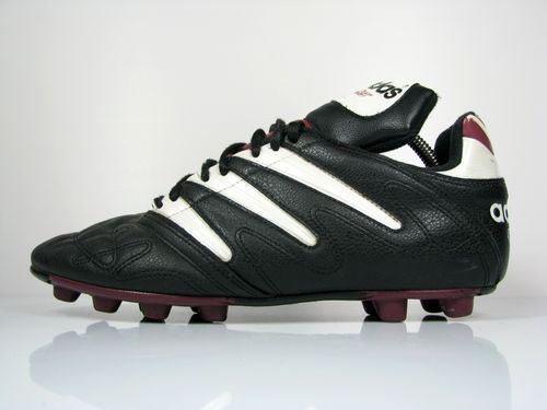 vintage ADIDAS QUESTRA Football Boots UK 8 rare OG 90s made in 1994 | eBay
