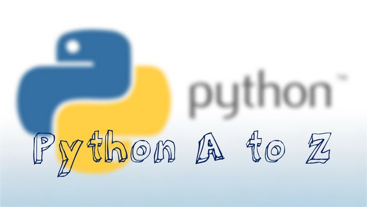 python A to Z
