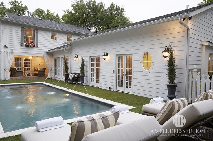 1000 images about our residential design portfolio on for Pool design by laly llc