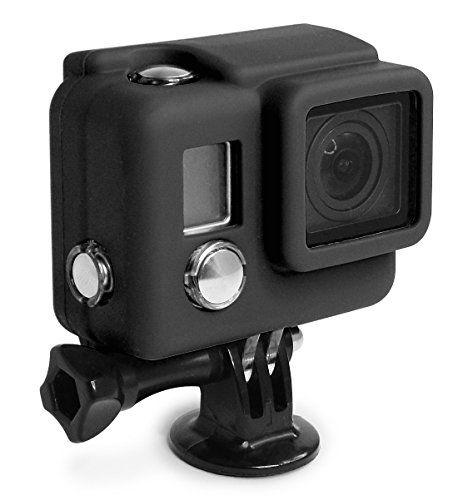 Sale Preis: X-Sories SILG3+B Silikon Schutzhülle für GoPro Kamera (kompatibel mit HERO3+/4) schwarz. Gutscheine & Coole Geschenke für Frauen, Männer & Freunde. Kaufen auf http://coolegeschenkideen.de/x-sories-silg3b-silikon-schutzhuelle-fuer-gopro-kamera-kompatibel-mit-hero34-schwarz  #Geschenke #Weihnachtsgeschenke #Geschenkideen #Geburtstagsgeschenk #Amazon