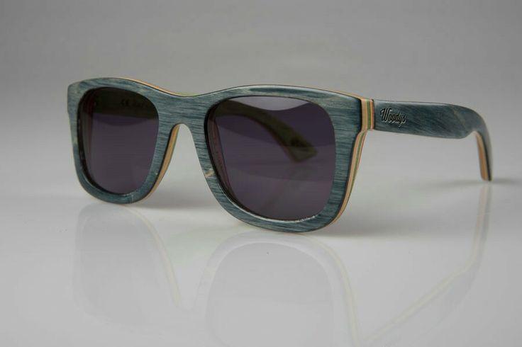 Gafas de madera Woodys barcelona wood sunglasses