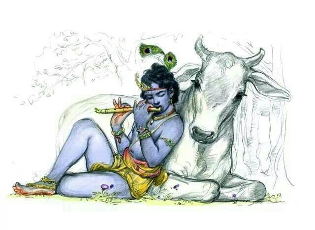 Krishna ...